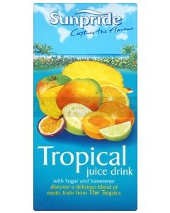 Sunpride Large Tropical Juice