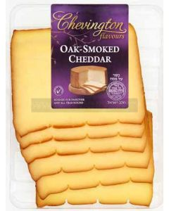 Chevington Sliced Smoked Cheddar  Cheese