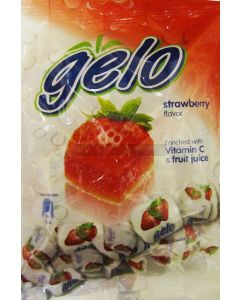 Gelo Strawberry Jellies
