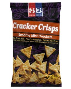 BB Sesame Cracker Crisps