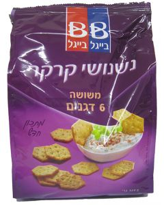 BB Nish Nosh Multi Grain Crackers
