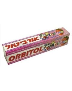 Orbitol Kids Strawberry Toothpaste