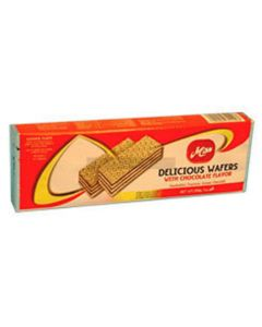 Man Small Chocolate Wafers