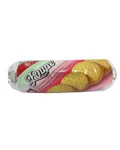 Gross Strawberry Cream Biscuits