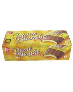 Gross Dame Blance Vanilla Cream Biscuits