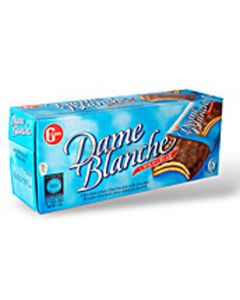 Gross Dame Blance Chocolate Cream Biscuits