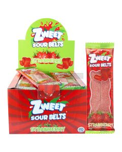 Galil Zweet Small Strawberry Sour Belts