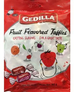 Gedilla Fruit Flavored Taffi Chews