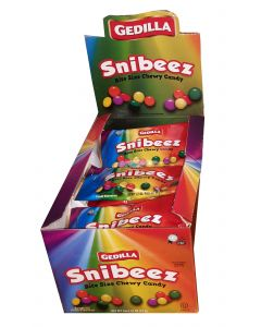 Gedilla Snibeez Fruit Sweets