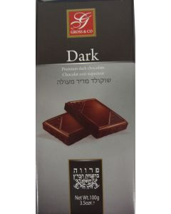 Gross Dark Chocolate Bar
