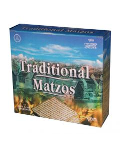 Traditional Hemishe Matzos