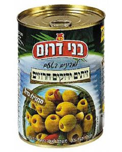 Bnei Darom Pitted Green Olives