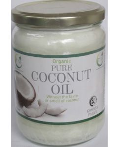 Tivi Organic Coconut Oil