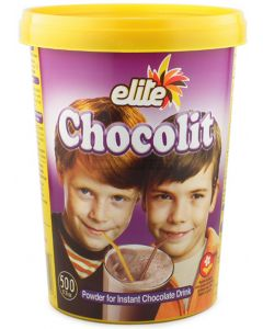 Elite Chocolate Milk Chocolate Powder
