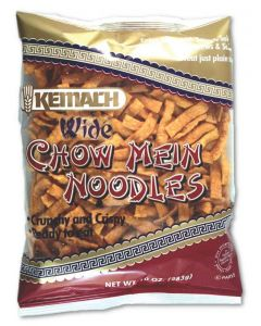 Kemach Chow Mein Wide Noodles