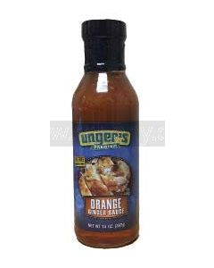 Ungers Orange Ginger Sauce
