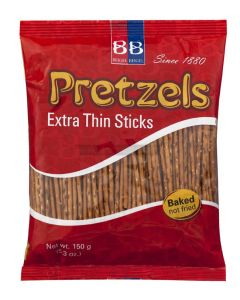 BB Extra Thin Stick Pretzels