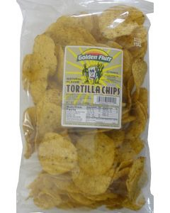 Golden Fluff All Natural Tortilla Chips