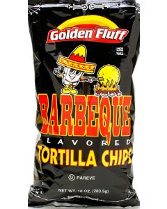 Golden Fluff BBQ Tortilla Chips