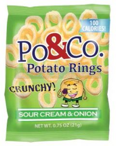 Po & Co Sour Cream Potato Rings