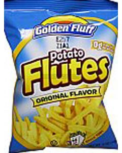 Golden Fluff Flutes Original Small