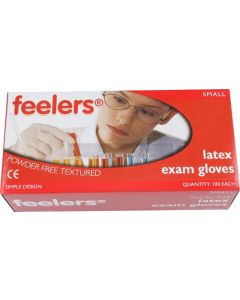 100 Small Latex Gloves