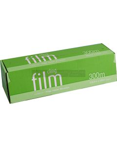 Cling Film Roll 300x300m