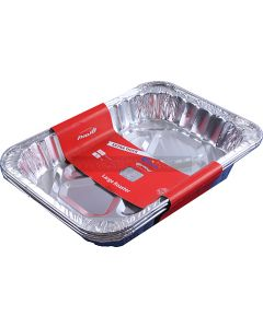 Large Roaster Pan Foil Container (46x34cm)
