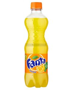 Fanta Orange with Hechsher