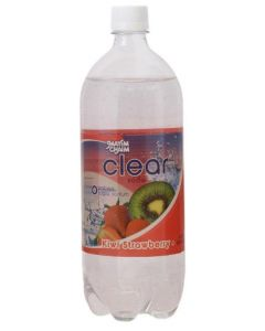 Mayim Chaim Clear Kiwi Strawberry Soda