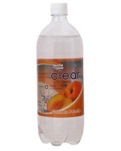 Mayim Chaim Clear Peach Soda