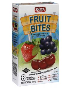 Shefa Mixed Flavours Fruit Snacks