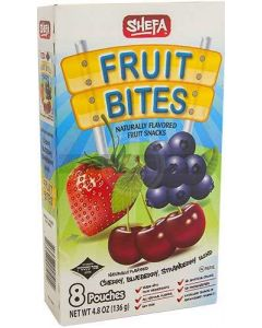 Shefa Mixed Berries Fruit Snacks