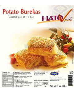 Hatov's Potato Bourekas