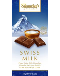Schmerling's Swiss Milk Chocolate
