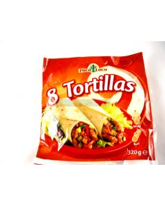 Poco Loco's Small Tortilla Wraps (20cm)