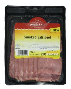 Prime Cut's Smoked Salt Beef