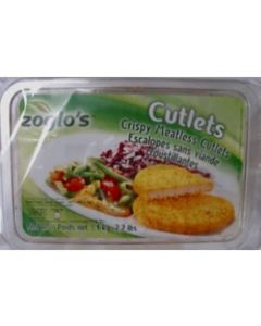 Zoglo's Schnitzel Cutlets (Large Pack)