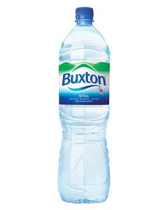 Buxton 1.5lt Water 6 Pack