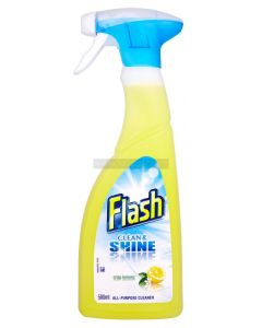 Flash Cleaner Lemon Spray