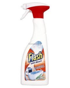 Flash Cleaner with Bleach Spray