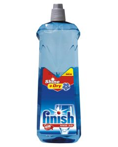 Finish Dishwasher Rinse Aid Shine & Protect