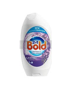 Bold 2 in 1 Lavender & Camomile Washing Gel (16 Washes)