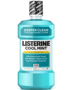 Listerine Small Cool Mint Mouthwash