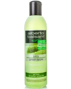 Alberto Balsam Green Apple Shampoo