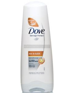 Dove Silk and Sleek Conditioner