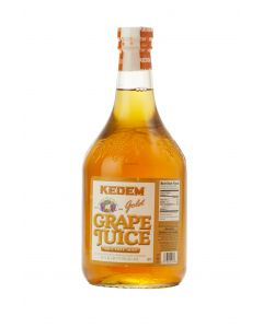 Kedem Natural (White) Grape Juice