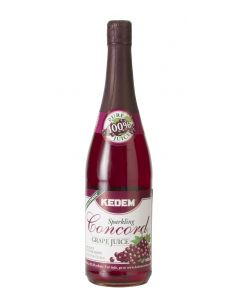 Kedem Sparkling Concord Grape Juice