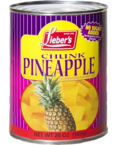 Liebers Pineapple Chunks