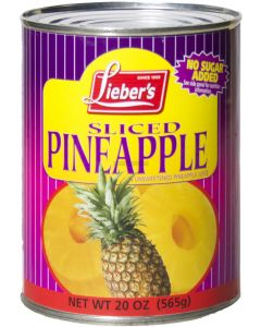 Liebers Pineapple Slices